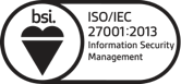 ISO27001:2013 certification