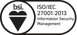Certified ISO 27001:2013